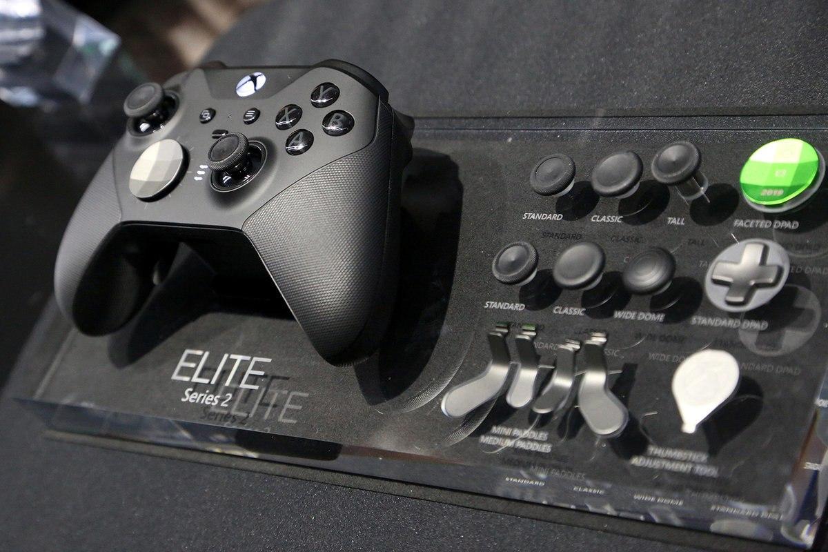 【E3】第二代Xbox Elite手掣  終於現身