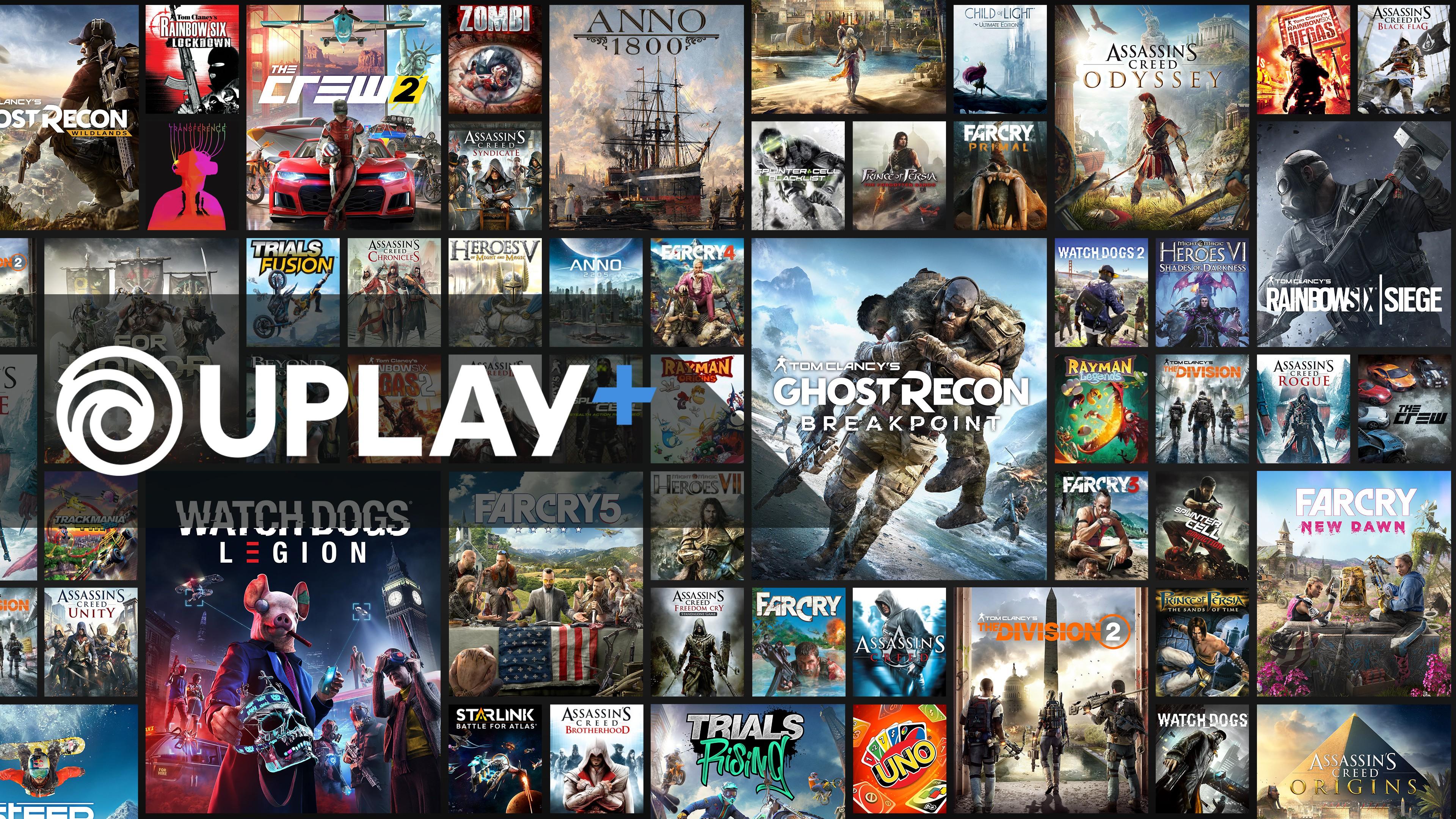 【E3】UBISOFT 發表遊戲訂閱服務 UPLAY+